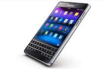 BlackBerry Passport lột xác với thiết kế bo cong mềm mại