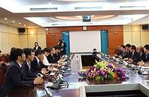 Bộ trưởng Nguyễn Bắc Son muốn Hàn Quốc hỗ trợ MobiFone trong lĩnh vực truyền hình