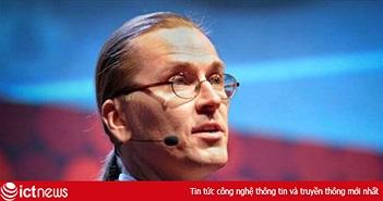 Huyền thoại Mikko Hypponen sắp sang Việt Nam thảo luận về an toàn thông tin 4.0
