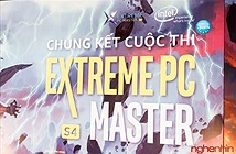 Một vòng chung kết cuộc thi Intel Extreme PC Master mùa 4