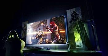 Nvidia ra mắt công nghệ hỗ trợ màn hình 65 inch, 4K HDR, 120Hz và G-Sync