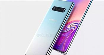 Bộ ba Galaxy S10 sẽ có sức mạnh áp đảo iPhone 2018