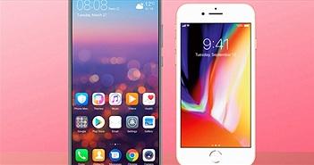 Dùng iPhone viết tweet, nhân viên Huawei nếm trái đắng