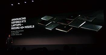 Máy tính xách tay với Nvidia GeForce RTX 2080 sắp ra mắt