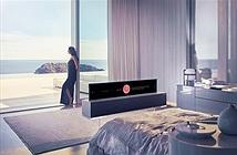 CES 2019: LG OLED R9 mẫu TV cuộn đầu tiên trên thế giới ra mắt