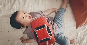 Honda sáng chế thiết bị giúp bé ngừng khóc nhờ tiếng xe hơi