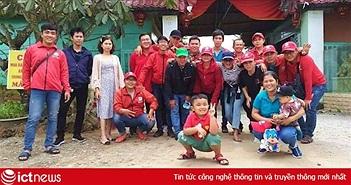 """Những chuyến từ thiện nghĩa tình của đội """"chiến binh áo đỏ"""""""