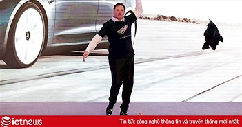 """Video Elon Musk cởi áo, nhảy như """"lên đồng"""" tại Trung Quốc"""