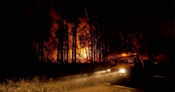 Cháy rừng có thể thay đổi nước Úc mãi mãi