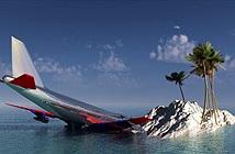 Phản ứng cơ thể khi máy bay rơi và cách thoát thân