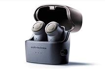 Audio-Technica trình làng true wireless có chống ồn chủ động đầu tiên của hãng tại CES 2020