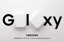 Samsung Galaxy S20 sẽ sở hữu màn hình 120Hz