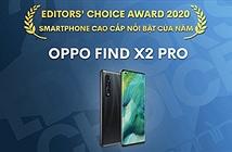 Editors Choice Awards 2020: Smartphone cao cấp nổi bật năm 2020 - OPPO Find X2 Pro