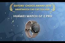 Editors Choice Awards 2020: Smartwatch cao cấp của năm - Huawei Watch GT2 Pro