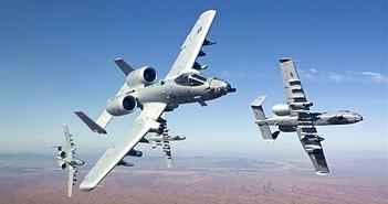 """Máy bay A-10 - Nhà vô địch trong các vụ """"giết nhầm"""" lính Mỹ"""