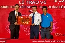 MobiFone tặng 1.200 vé tàu Tết cho công nhân về quê