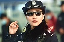 Cảnh sát Trung Quốc đeo kính thần dò tội phạm