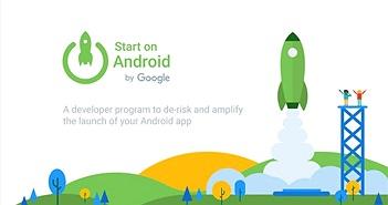 Google mở rộng chương trình Start on Android tới cộng đồng khởi nghiệp Việt Nam