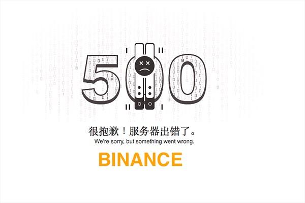Binance đóng cửa sàn giao dịch 12 tiếng để bảo trì