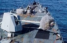Uy lực đáng gờm của pháo hạm trên tàu chiến hải quân các nước
