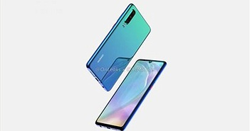 Huawei P30 sẽ được ra mắt vào cuối tháng 3