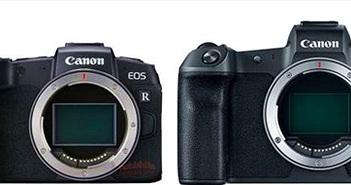 Rò rỉ mirrorlessFull-Frame tầm trung Canon EOS RP: nhỏ nhẹ và rẻ hơn