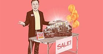 Elon Musk giàu nhất thế giới, nhưng có thể ít tiền hơn Bill Gates