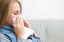 Tại sao nước mũi chảy khi chúng ta bị cảm?