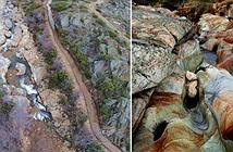 Vũ điệu địa chất khiến Tây Ban Nha, Bồ Đào Nha xoay 60 độ