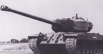 Số phận hẩm hiu chiếc xe tăng Mỹ cùng tên T-34