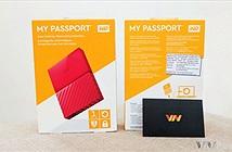 Tặng bạn đọc 2 ổ cứng di động WD My Passport 1TB