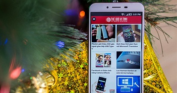 Asus ZenFone 3 Max 5.5: Smartphone pin khủng, thiết kế đẹp
