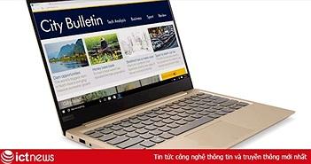 Laptop siêu mỏng cho giới trẻ Lenovo IdeaPad 320S 13inch ra mắt