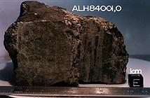 Thiên thạch ALH84001 và sự sống từ sao Hỏa?