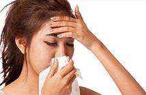 Mẹo giảm cảm giác khó chịu cho người bị viêm xoang