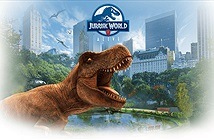 Bắt khủng long như Pokemon Go với Jurassic World Alive