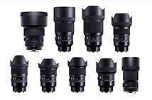 Đã có giá ống kính Sigma ART dành cho máy ảnh không gương lật Sony