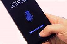 Vivo X21 xuất hiện trên poster quảng cáo với cảm biến vân tay dưới màn hình