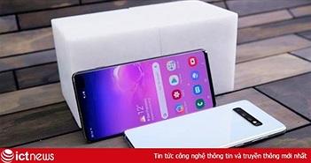 Đúng ngày 8/3, bộ đôi Samsung Galaxy S10, S10+ chính thức lên kệ