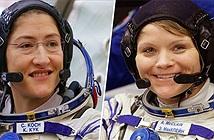 NASA lần đầu đưa nhóm phi hành gia toàn nữ đi bộ trong không gian