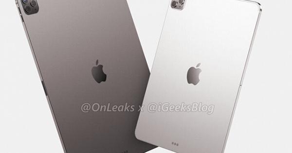 iPad Mini, MacBook Pro và iMac Pro năm nay sẽ được tích hợp màn hình micro LED