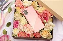 Ra mắt bộ đôi Galaxy A51, A71 phiên bản màu hồng