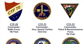 """Những """"nắm đấm thép"""" mạnh nhất của Hạm đội 7 Mỹ"""