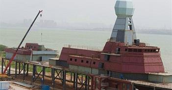 Đoán định thông số siêu hạm Type 055 Trung Quốc