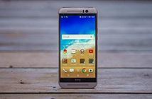 HTC One M9 xách tay giảm giá mạnh
