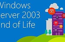 Microsoft đếm ngược ngày ngừng hỗ trợ Windows Server 2003