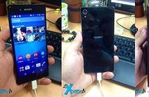 Sony Xperia Z4 lộ diện hoàn toàn