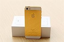 Chiêm ngưỡng iPhone SE mạ vàng 24K giá nghìn đô tại Việt Nam