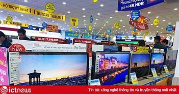 Vì sao khi đi mua TV nhìn ở siêu thị hình ảnh đẹp lung linh về nhà lại thấy xấu kinh khủng?