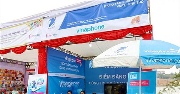 VinaPhone tuyên bố đổi SIM 4G miễn phí cho khách hàng tại nhà